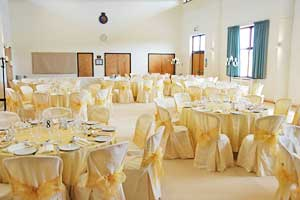 Weddings at The Village Hall Elham Kent
